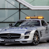AMG mercedes sls gt official f1 safety car 2012