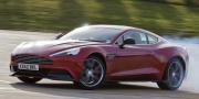 Aston Martin vanquish uk 2012