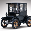 Baker model v special extension coupe 1912