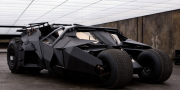 Batmobile the tumbler 2005