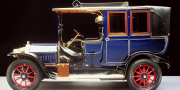 Benz 20 35 ps landaulet 1909