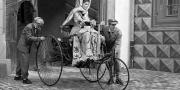 Benz patent motorwagen typ i 1885