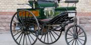 Benz patent motorwagen typ iii 1888