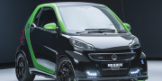 Brabus smart fortwo electric drive coupe 2012