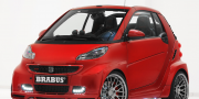 Brabus smart fortwo ultimate 120 2012