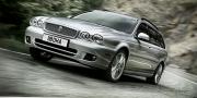 Jaguar x-type estate 2008