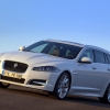 Jaguar xf sportbrake option pack 2012