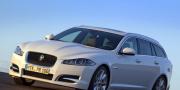 Jaguar xf sportbrake option pack 2012
