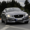 Jaguar xj supersport nurburgring taxi 2012