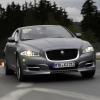 Jaguar xj supersport nurburgring taxi 2012