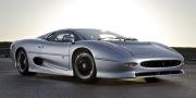 Jaguar xj220 pre production test car