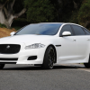 Jaguar xj75 platinum concept x351 2010