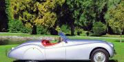 Jaguar xk 120 roadster 1949-54