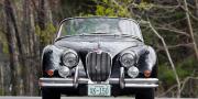 Jaguar xk 150 roadster 1958-61