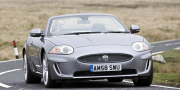 Jaguar xk convertible uk 2009
