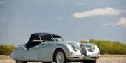 Jaguar xk120 alloy roadster 1949-54