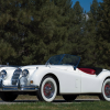 Jaguar xk140 roadster 1954-57
