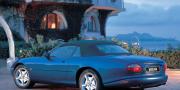 Jaguar xk8 convertible 1996-2002