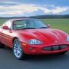 Jaguar xkr coupe 1998-2002