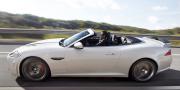 Jaguar xkr-s convertible 2011