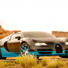 Bugatti Veyron Grand Sport Vitesse Drift Transformers 4 2014