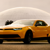 Chevrolet Camaro Bumblebee Concept Transformers 4 2014