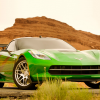 Chevrolet Corvette Stingray Slingshot Transformers 4 C7 2014