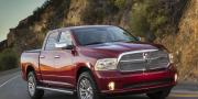 Dodge Ram 1500 Laramie Limited Crew Cab 2014