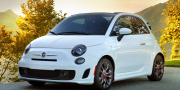 Fiat 500C GQ USA 2014
