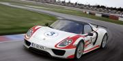 Porsche 918 Spyder Weissach Package 2014