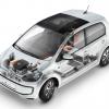Volkswagen e-up 2014
