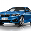 BMW 2-Series 220d Coupe M Sport Package F22 2014