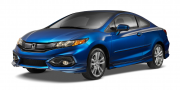 Honda Civic Coupe HGA Package 2014