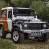 Land Rover Defender Challenge by Bowler 2014