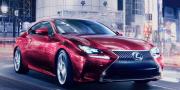 Lexus RC 350 2014