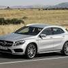 AMG Mercedes GLA 45 X156 2014