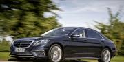 AMG Mercedes S-Klasse S65 W222 2014
