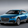 Audi Allroad Shooting Brake e-Tron Concept 2014