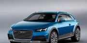 Audi Allroad Shooting Brake e-Tron Concept 2014