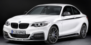 BMW M235i Coupe M Performance Accessories F22 2014