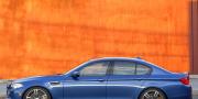 BMW M5 F10 USA 2014