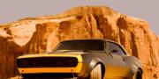 Chevrolet Camaro SS 1967 Bumblebee Transformers 4 2014