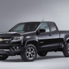 Chevrolet Colorado Z71 Extended Cab 2014