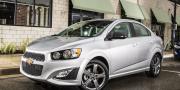 Chevrolet Sonic RS Sedan 2014