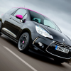 Citroen DS3 DSport Pink 2014
