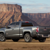 GMC Canyon All Terrain Extended Cab 2014