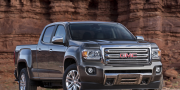 GMC Canyon Crew Cab 2014