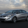 Hyundai Elantra Limited USA 2014