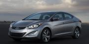 Hyundai Elantra Limited USA 2014