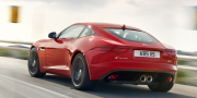 Jaguar F-Type S Coupe 2014